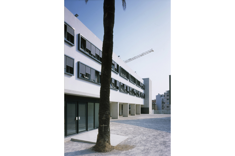 CAB-LJF-Lycée Jules Ferry à Cannes - 2002
