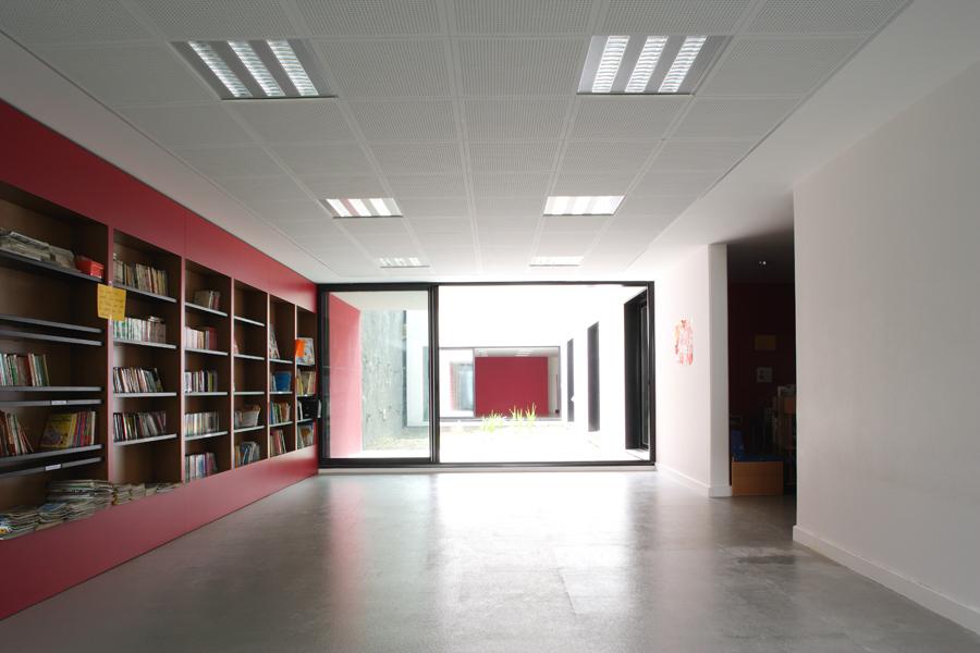 CAB-GSB-Groupe scolaire de Beausoleil -2009