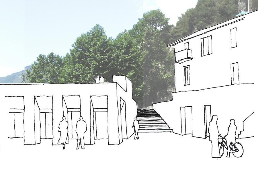 CAB-GIL-Centre Médico Social à Gilette - 2012