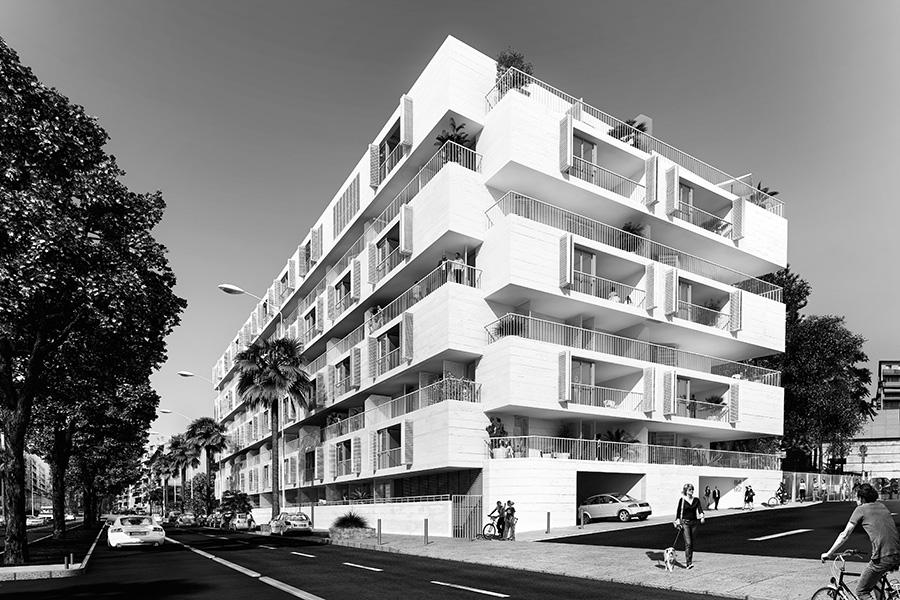 CAB-CAL-Logements sociaux à Nice -2012