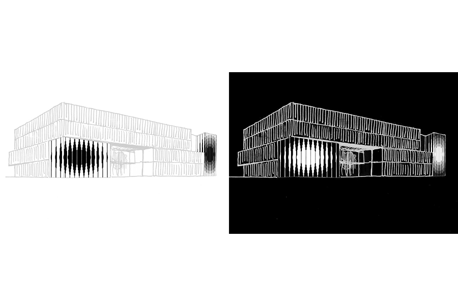CAB ARCHITECTES - Institut de Physique de Nice-Concours 2016