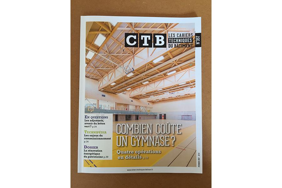 Les Cahiers Techniques du Bâtiment n°357