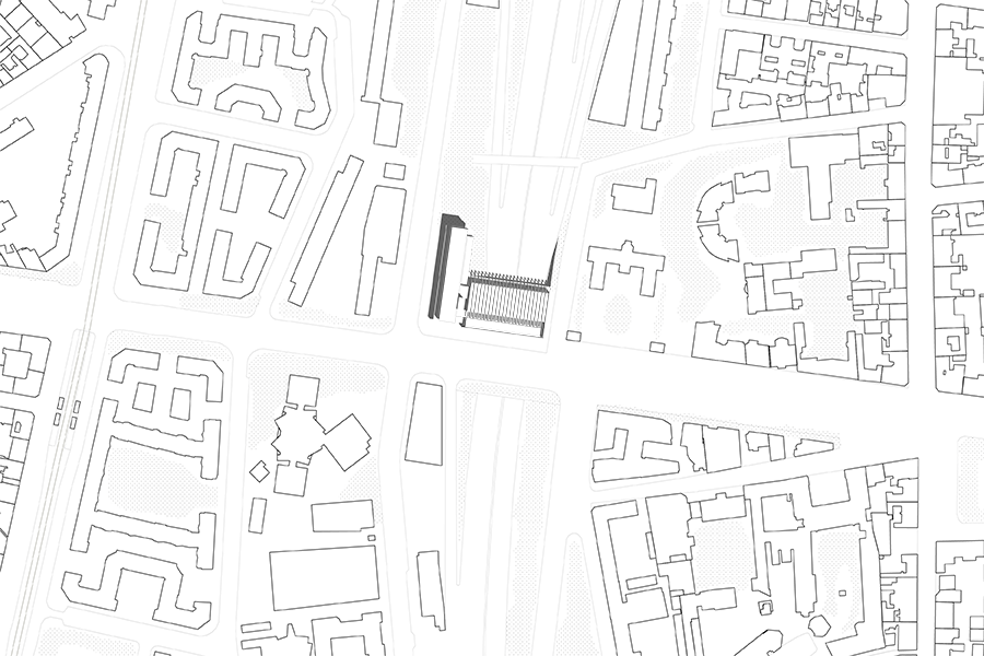 Porte de Vincennes - CAB ARCHITECTES - 2020