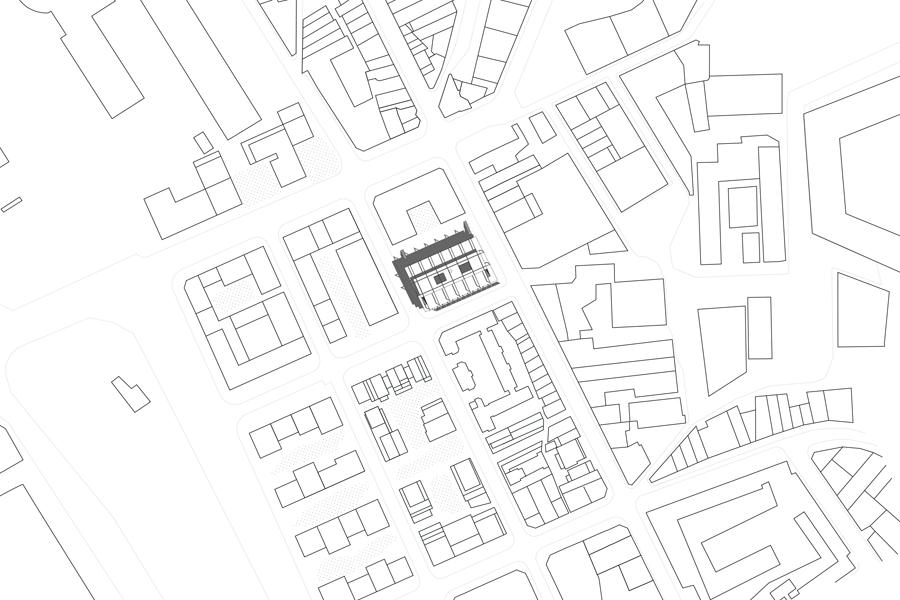 CAB ARCHITECTES-Groupe scolaire Ruffi