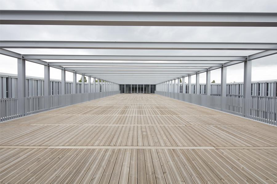 CAB ARCHITECTES - ENSAE ParisTech à Saclay - 2016