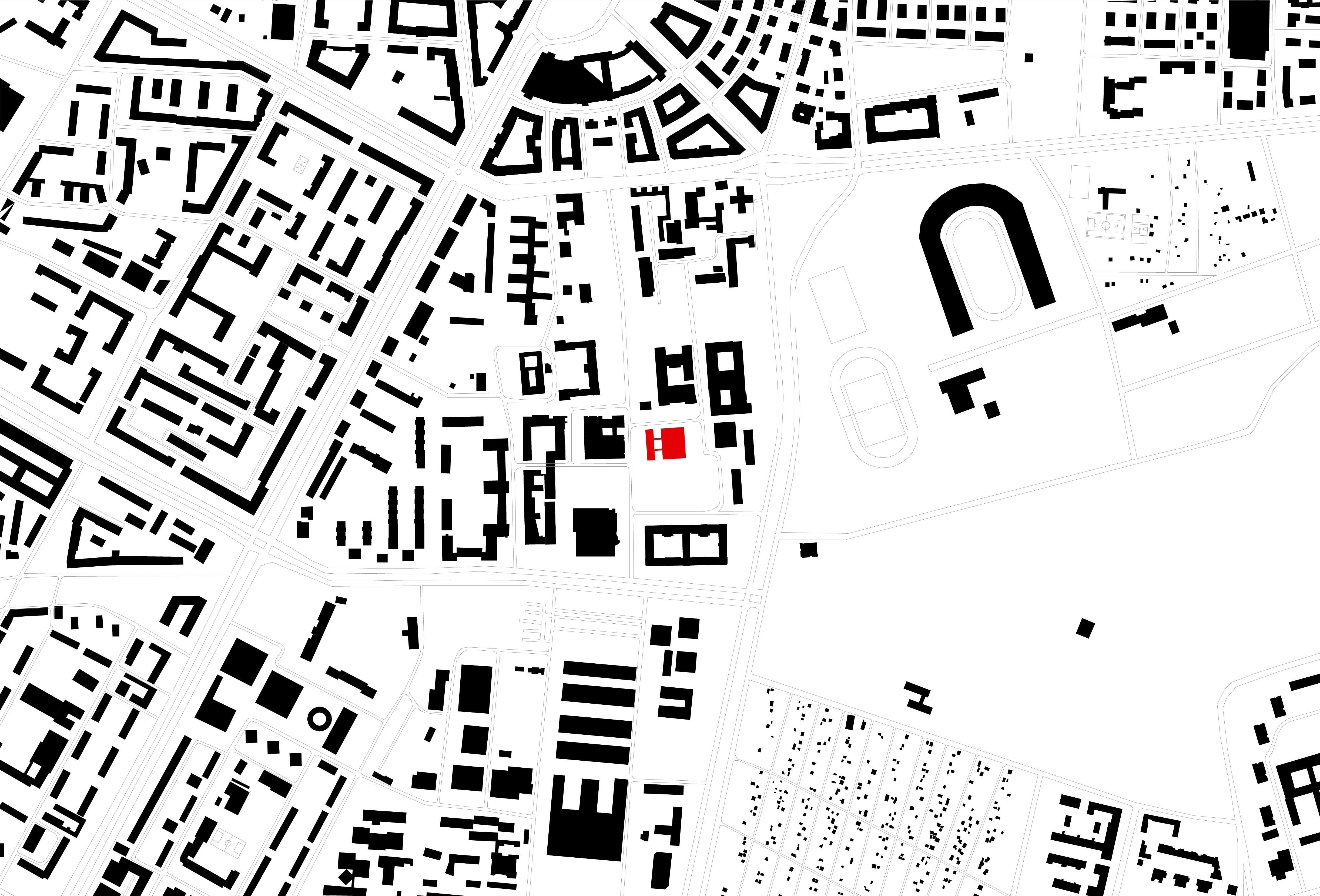 CAB ARCHITECTES - Université de Psychologie à Varsovie